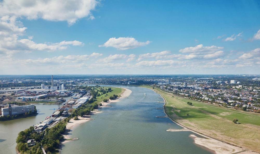 리빙 호텔 뒤셀도르프 바이 데라크(Living Hotel Düsseldorf by Derag) Hotel Image 33 - Aerial View