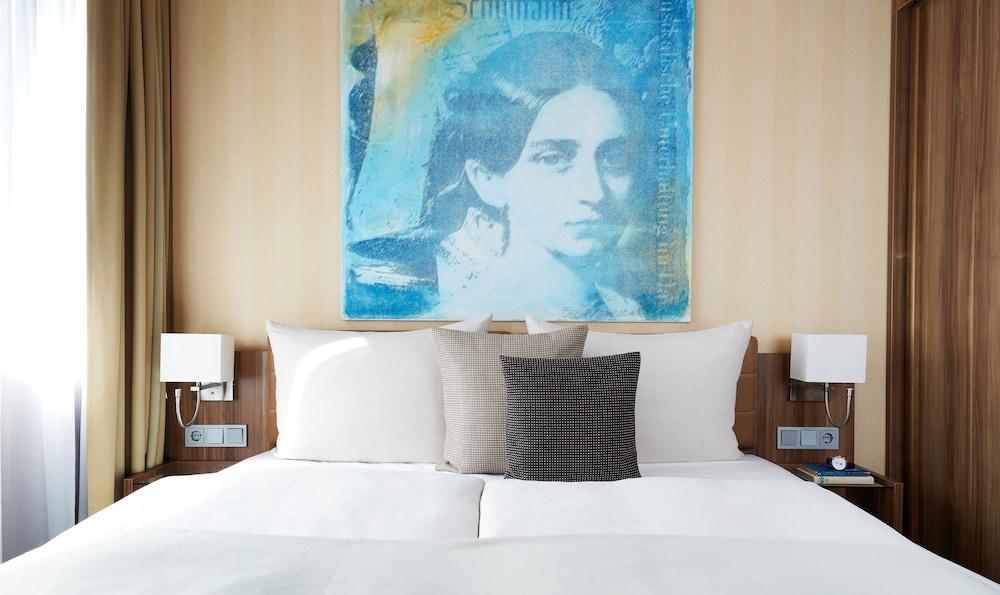 리빙 호텔 뒤셀도르프 바이 데라크(Living Hotel Düsseldorf by Derag) Hotel Image 10 - Guestroom