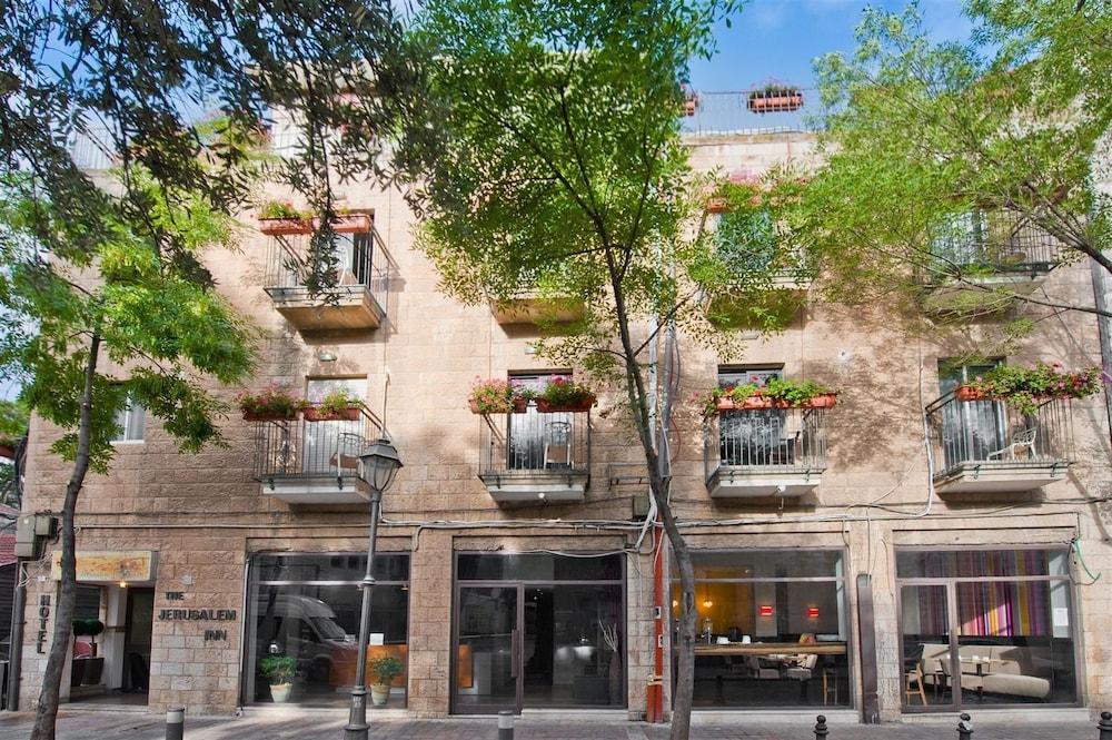 예루살렘 인(Jerusalem Inn) Hotel Image 20 - Hotel Entrance