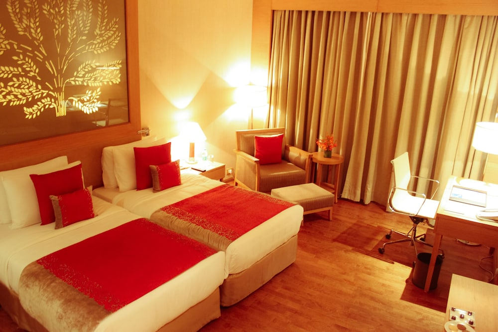 래디슨 블루 호텔 뉴 델리 드워카(Radisson Blu Hotel New Delhi Dwarka) Hotel Image 9 - Guestroom