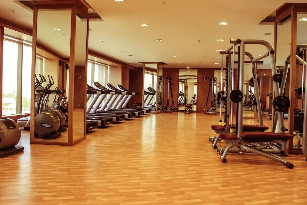 래디슨 블루 호텔 뉴 델리 드워카(Radisson Blu Hotel New Delhi Dwarka) Hotel Image 23 - Gym