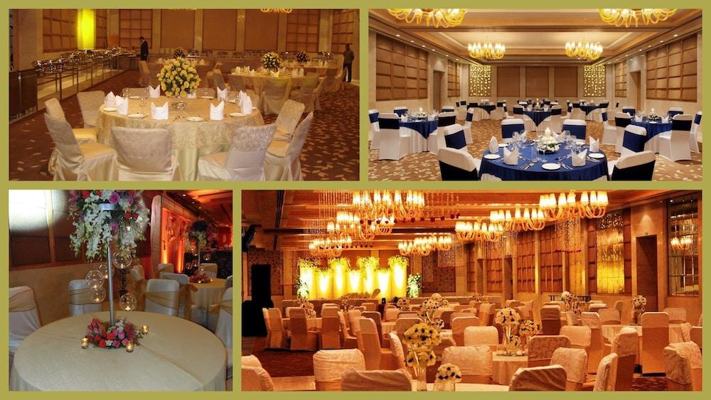 래디슨 블루 호텔 뉴 델리 드워카(Radisson Blu Hotel New Delhi Dwarka) Hotel Image 47 - Banquet Hall