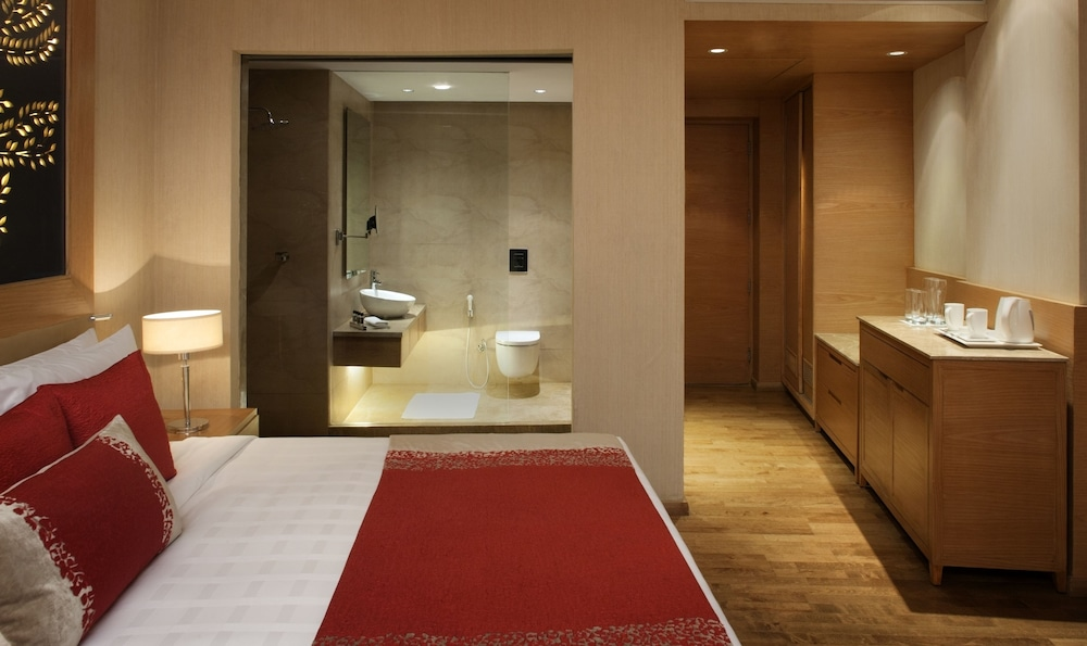 래디슨 블루 호텔 뉴 델리 드워카(Radisson Blu Hotel New Delhi Dwarka) Hotel Image 14 - Guestroom