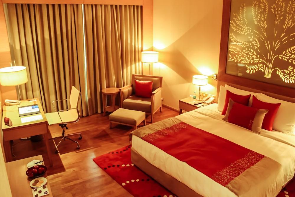 래디슨 블루 호텔 뉴 델리 드워카(Radisson Blu Hotel New Delhi Dwarka) Hotel Image 8 - Guestroom