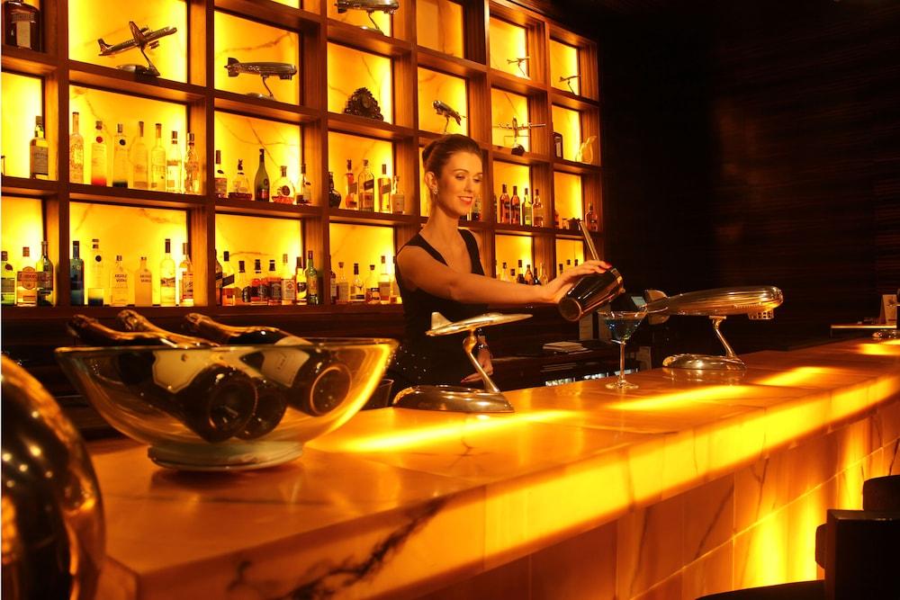 래디슨 블루 호텔 뉴 델리 드워카(Radisson Blu Hotel New Delhi Dwarka) Hotel Image 43 - Hotel Bar