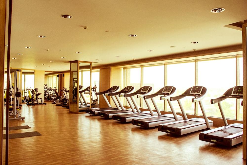 래디슨 블루 호텔 뉴 델리 드워카(Radisson Blu Hotel New Delhi Dwarka) Hotel Image 24 - Gym