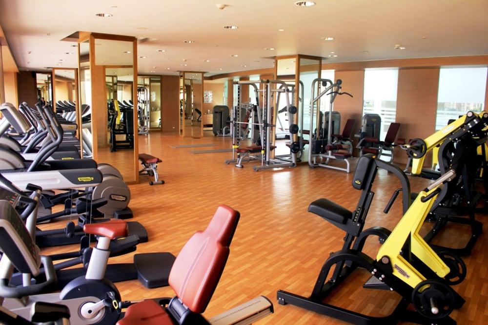 래디슨 블루 호텔 뉴 델리 드워카(Radisson Blu Hotel New Delhi Dwarka) Hotel Image 25 - Gym
