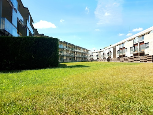 Aparthotel Jardines De Aristi, Álava