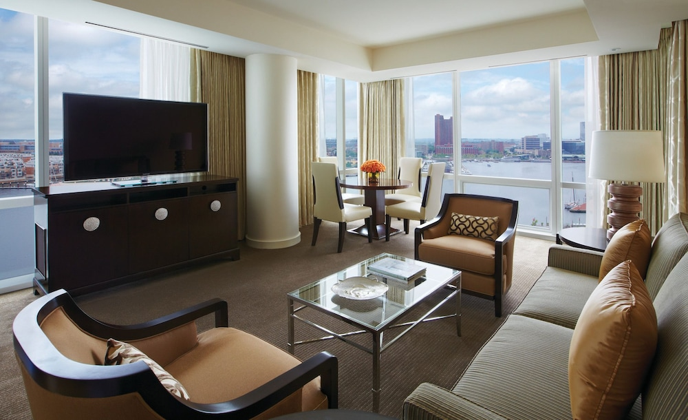 포 시즌스 호텔 볼티모어(Four Seasons Hotel Baltimore) Hotel Image 21 - Living Area