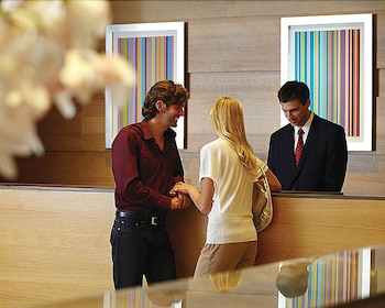 포 시즌스 호텔 볼티모어(Four Seasons Hotel Baltimore) Hotel Image 25 - Reception