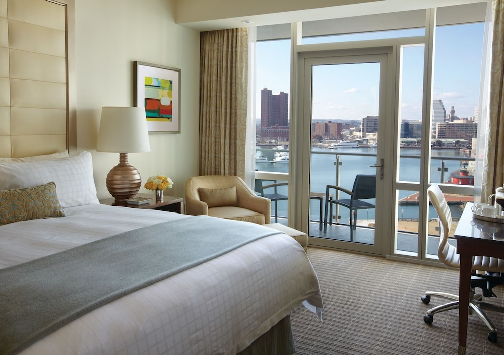 포 시즌스 호텔 볼티모어(Four Seasons Hotel Baltimore) Hotel Image 10 - Guestroom