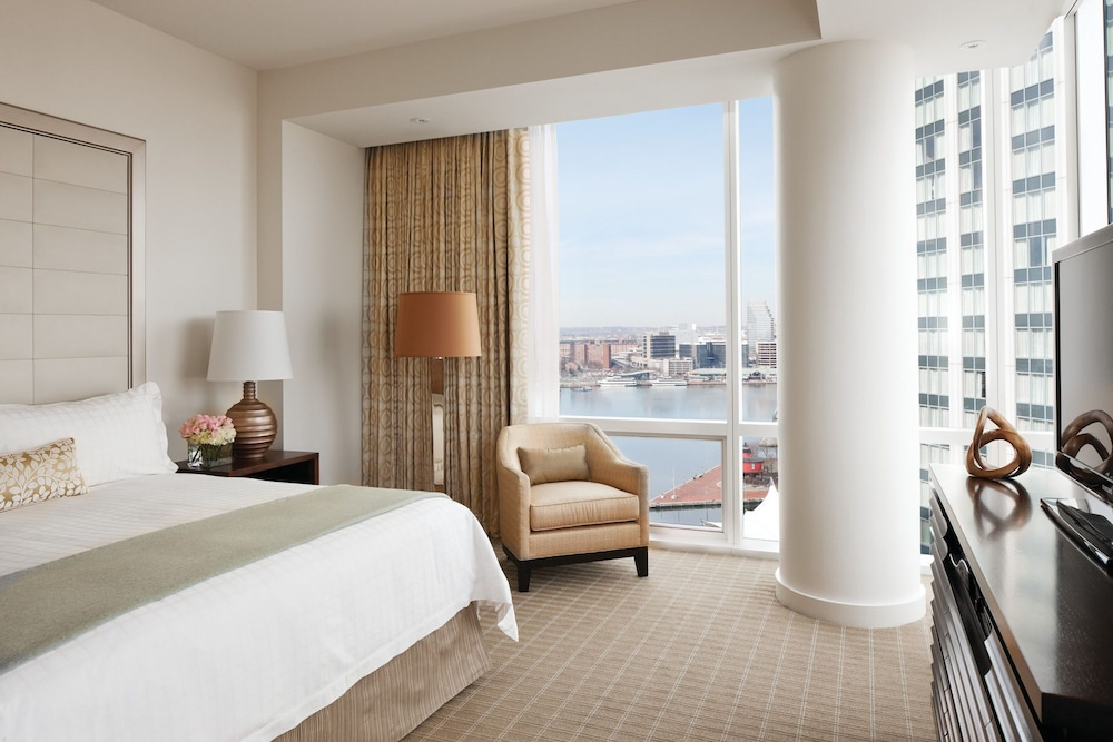 포 시즌스 호텔 볼티모어(Four Seasons Hotel Baltimore) Hotel Image 12 - Guestroom