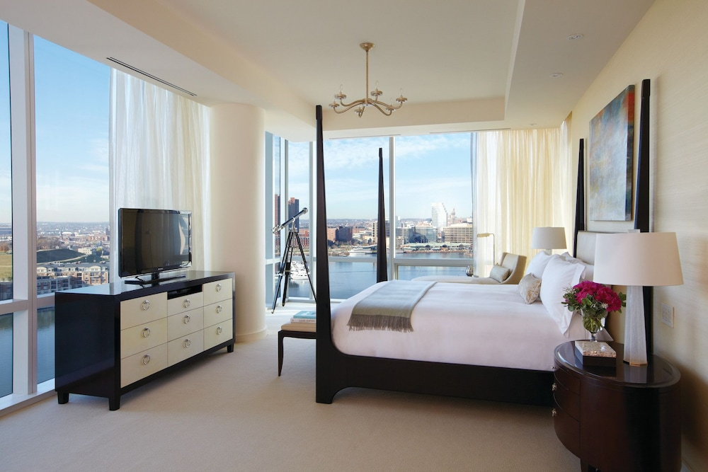 포 시즌스 호텔 볼티모어(Four Seasons Hotel Baltimore) Hotel Image 8 - Guestroom