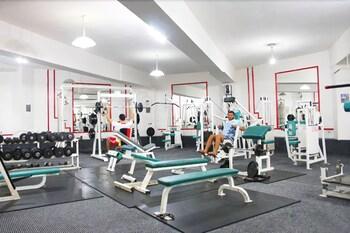사와리 리조트 앤드 호텔(Sawary Resort and Hotel) Hotel Image 41 - Gym