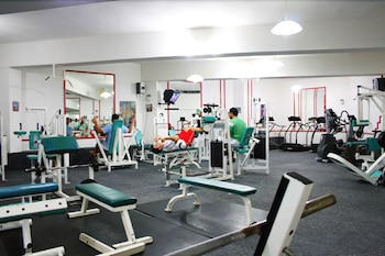 사와리 리조트 앤드 호텔(Sawary Resort and Hotel) Hotel Image 40 - Gym