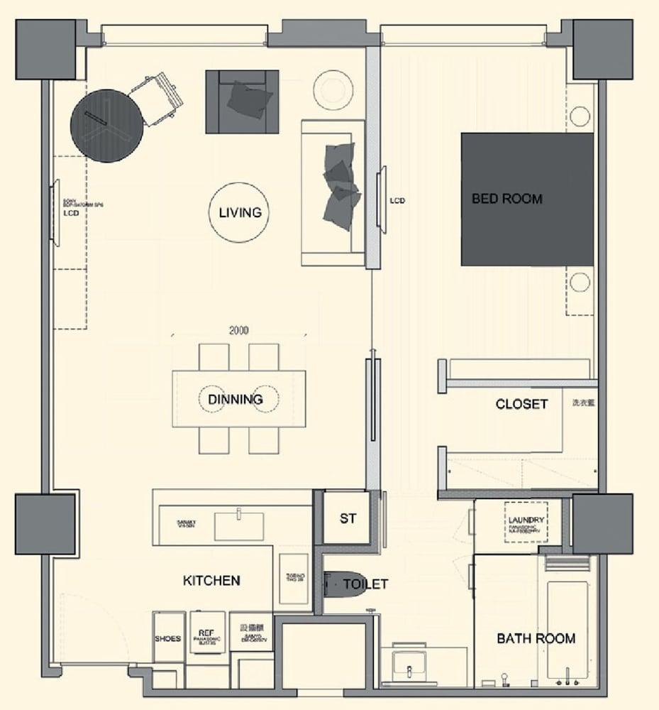 호텔이미지_Floor plan