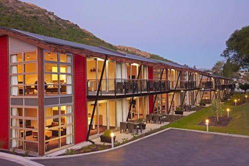 . Marina Apartments Element Escapes