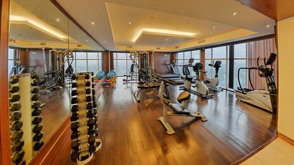 고쿨람 파크 코임바토르(Gokulam Park Coimbatore) Hotel Image 5 - Gym
