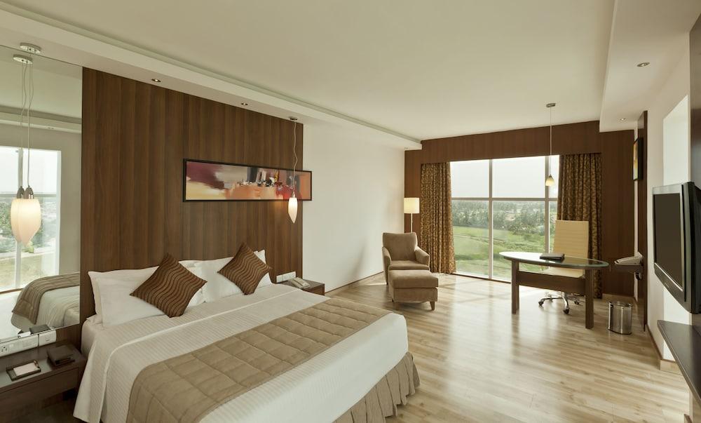 고쿨람 파크 코임바토르(Gokulam Park Coimbatore) Hotel Image 11 - Guestroom View
