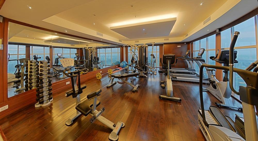 고쿨람 파크 코임바토르(Gokulam Park Coimbatore) Hotel Image 20 - Gym