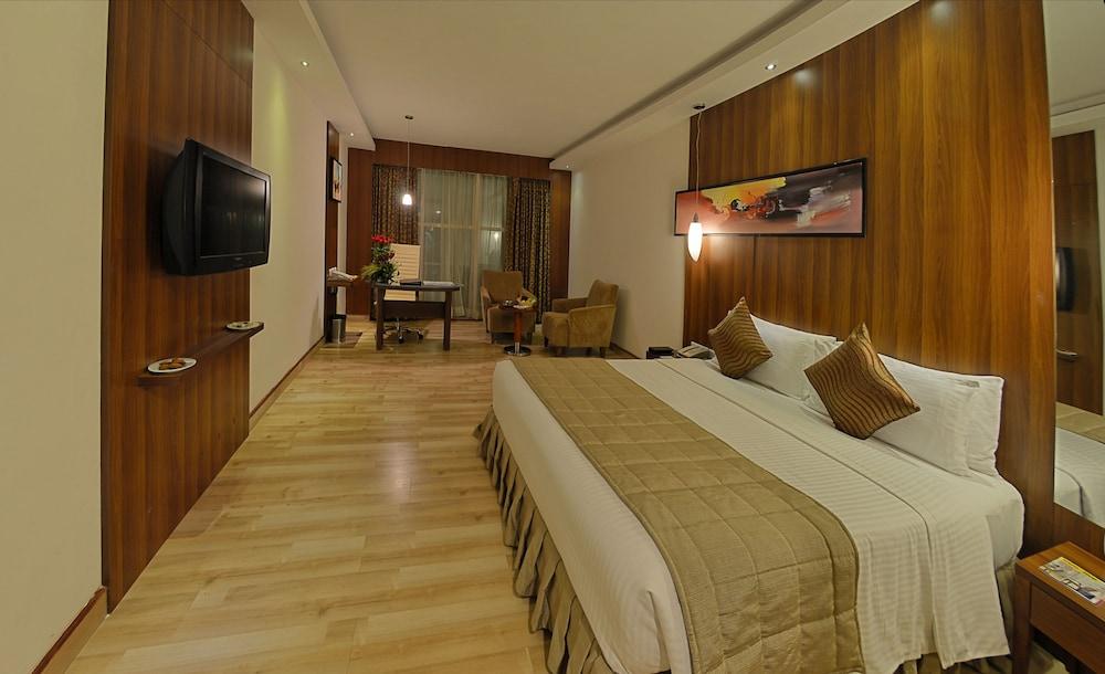 고쿨람 파크 코임바토르(Gokulam Park Coimbatore) Hotel Image 19 - Guestroom