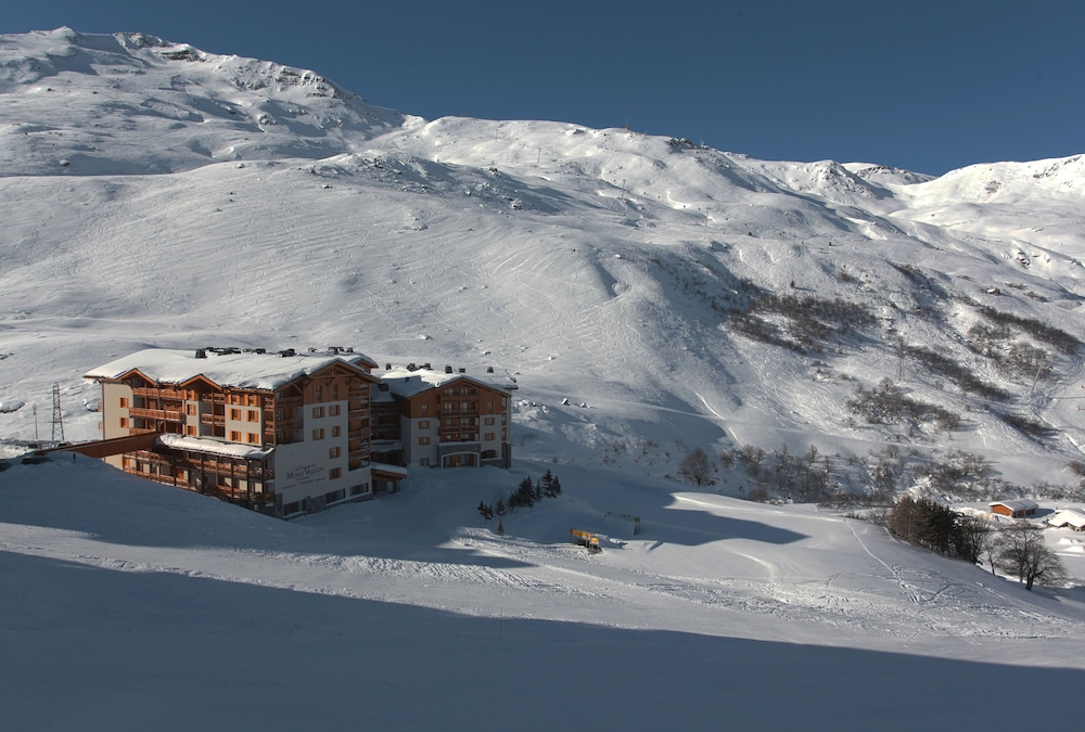 르 샬렛 뒤 몬트 발론 스파 리조트(Le Chalet du Mont Vallon Spa Resort) Hotel Image 49 - Aerial View