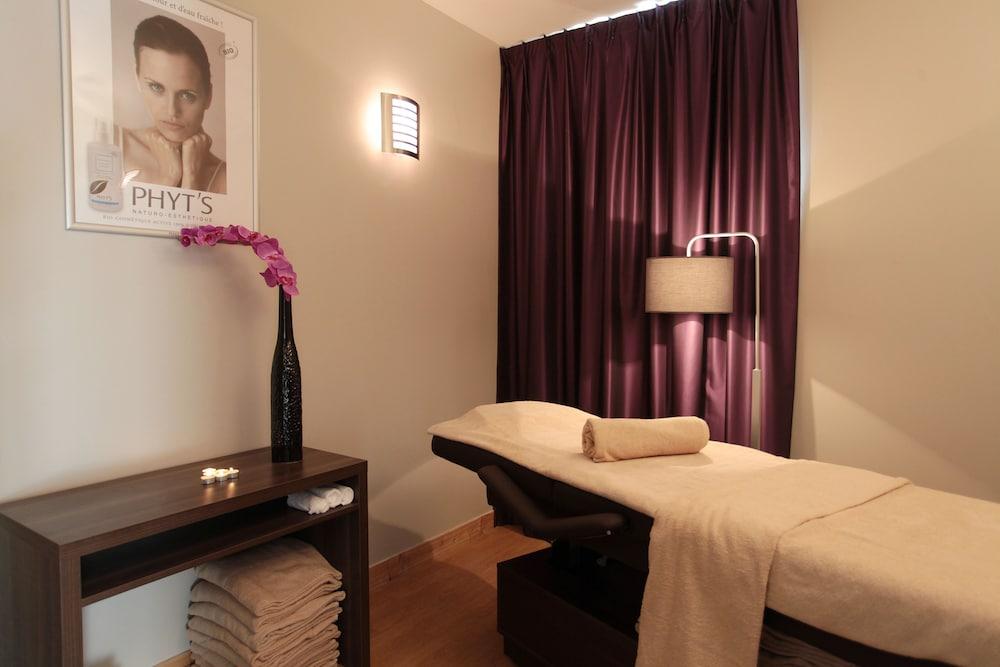 르 샬렛 뒤 몬트 발론 스파 리조트(Le Chalet du Mont Vallon Spa Resort) Hotel Image 24 - Treatment Room