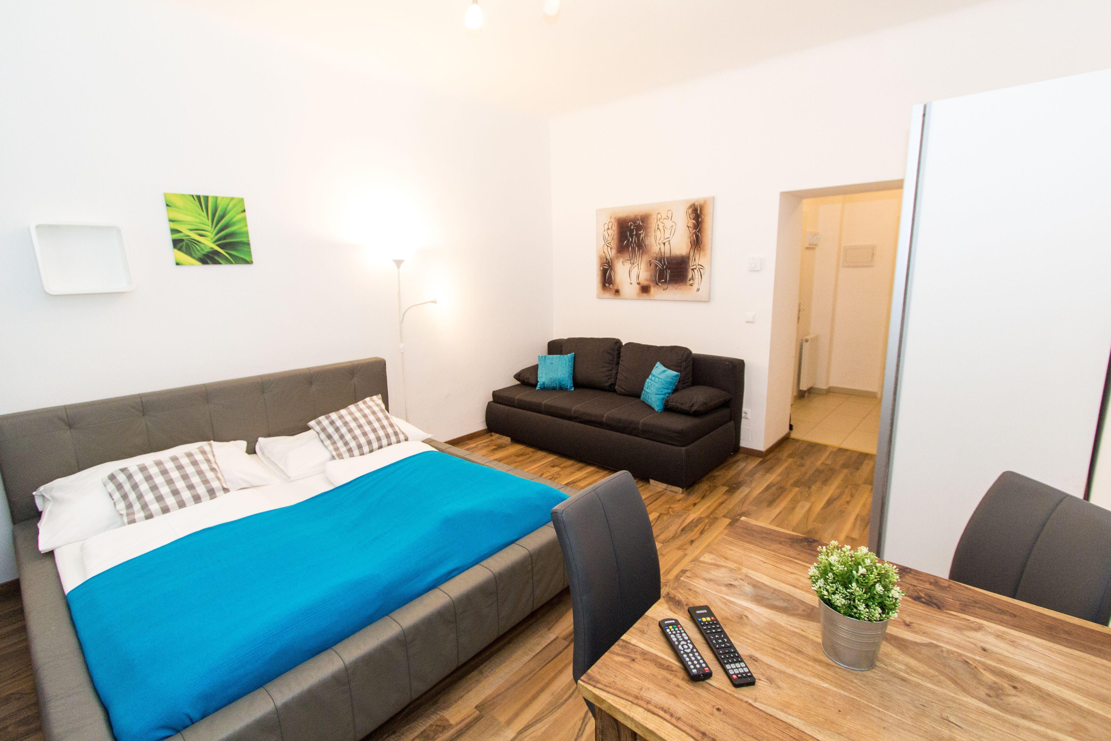 Checkvienna – Apartment Haberlgasse