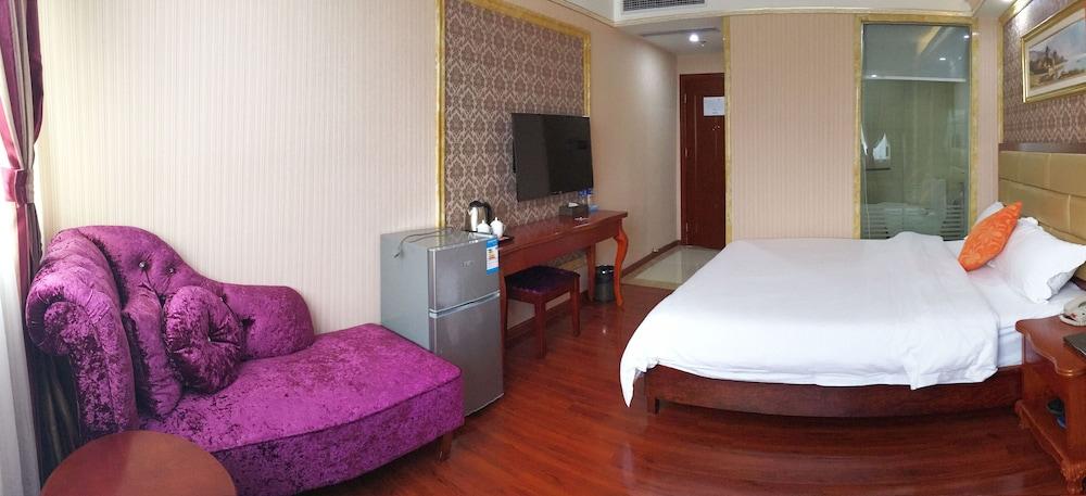 징두 호텔(Jingdu Hotel) Hotel Image 14 - Guestroom