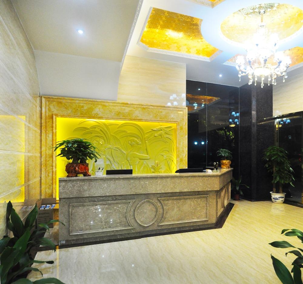 징두 호텔(Jingdu Hotel) Hotel Image 10 - Reception