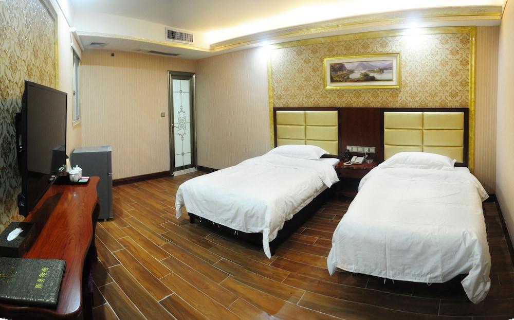 징두 호텔(Jingdu Hotel) Hotel Image 4 - Guestroom