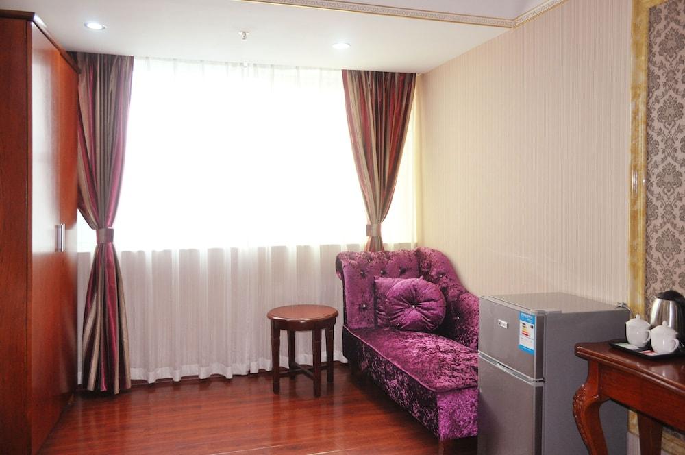 징두 호텔(Jingdu Hotel) Hotel Image 15 - Guestroom