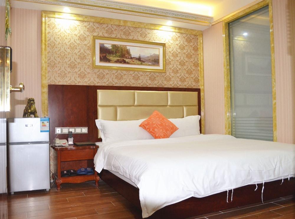 징두 호텔(Jingdu Hotel) Hotel Image 7 - Guestroom