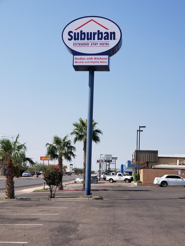 서버번 익스텐디드 스테이 호텔(Suburban Extended Stay Hotel) Hotel Image 28 - Hotel Front