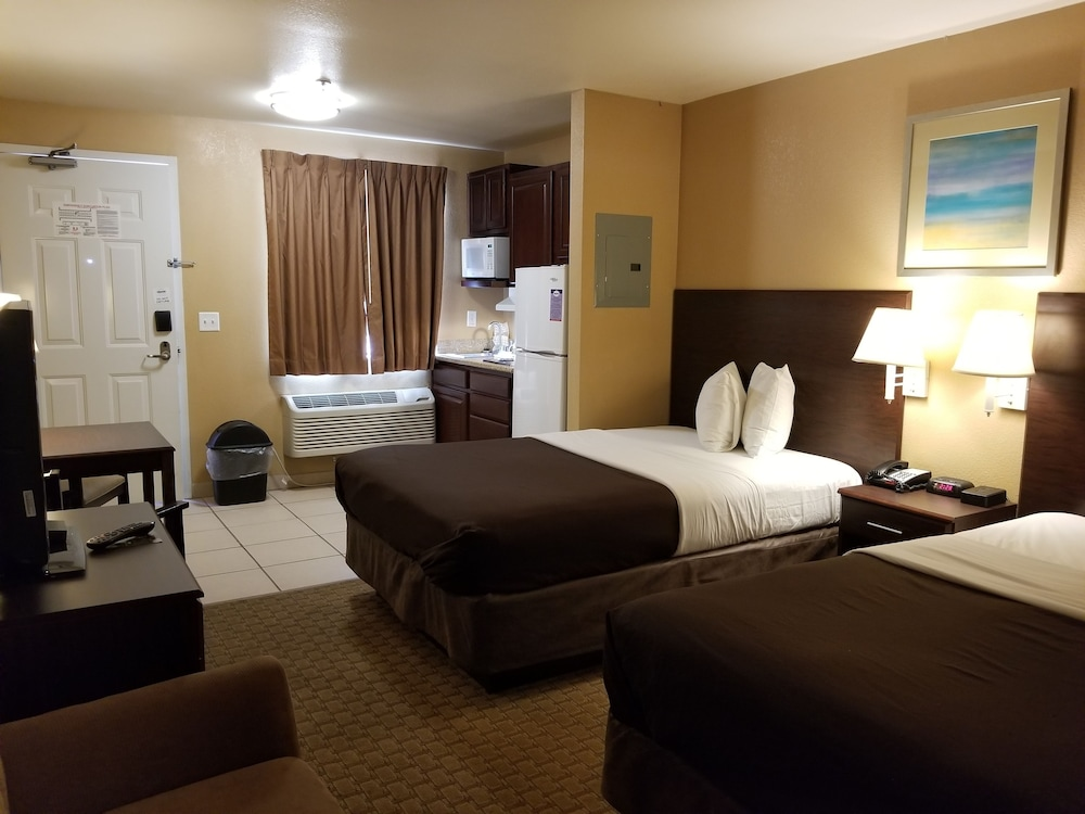 서버번 익스텐디드 스테이 호텔(Suburban Extended Stay Hotel) Hotel Image 7 - Guestroom