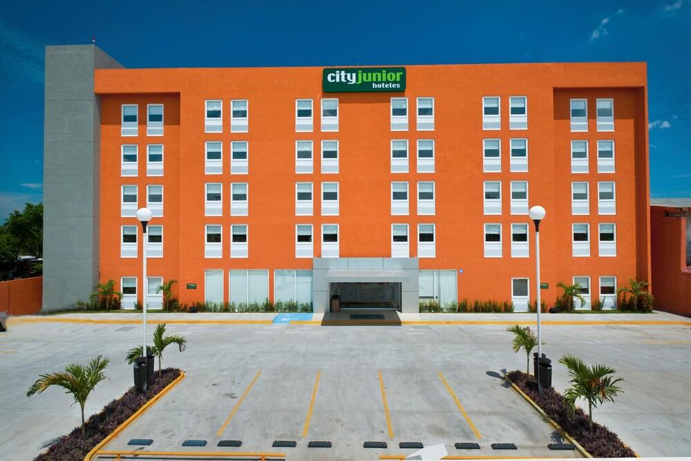 시티 익스프레스 주니어 베라크루즈  아에로푸에르토(City Express Junior Veracruz Aeropuerto) Hotel Image 13 - Hotel Front