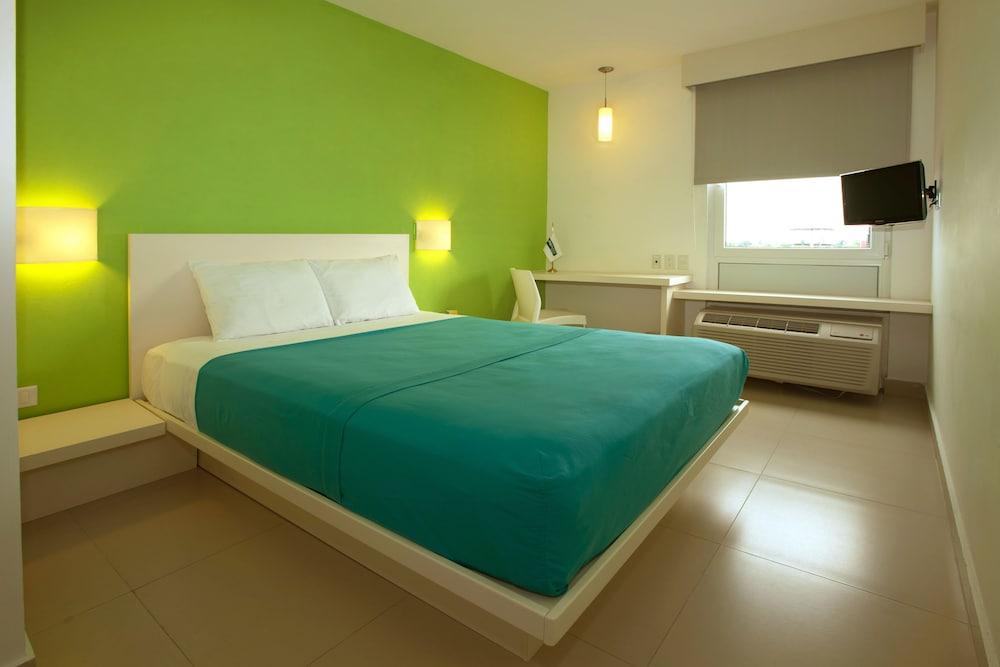 시티 익스프레스 주니어 베라크루즈  아에로푸에르토(City Express Junior Veracruz Aeropuerto) Hotel Image 7 - Guestroom