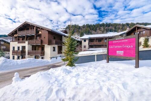 Résidence Lagrange Vacances Les Fermes Emiguy, Haute-Savoie