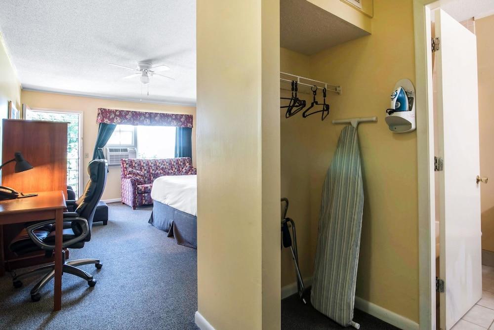 이코노 로지 인 & 스위트(Econo Lodge Inn & Suites) Hotel Image 15 - Guestroom