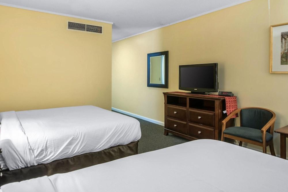 이코노 로지 인 & 스위트(Econo Lodge Inn & Suites) Hotel Image 24 - Guestroom
