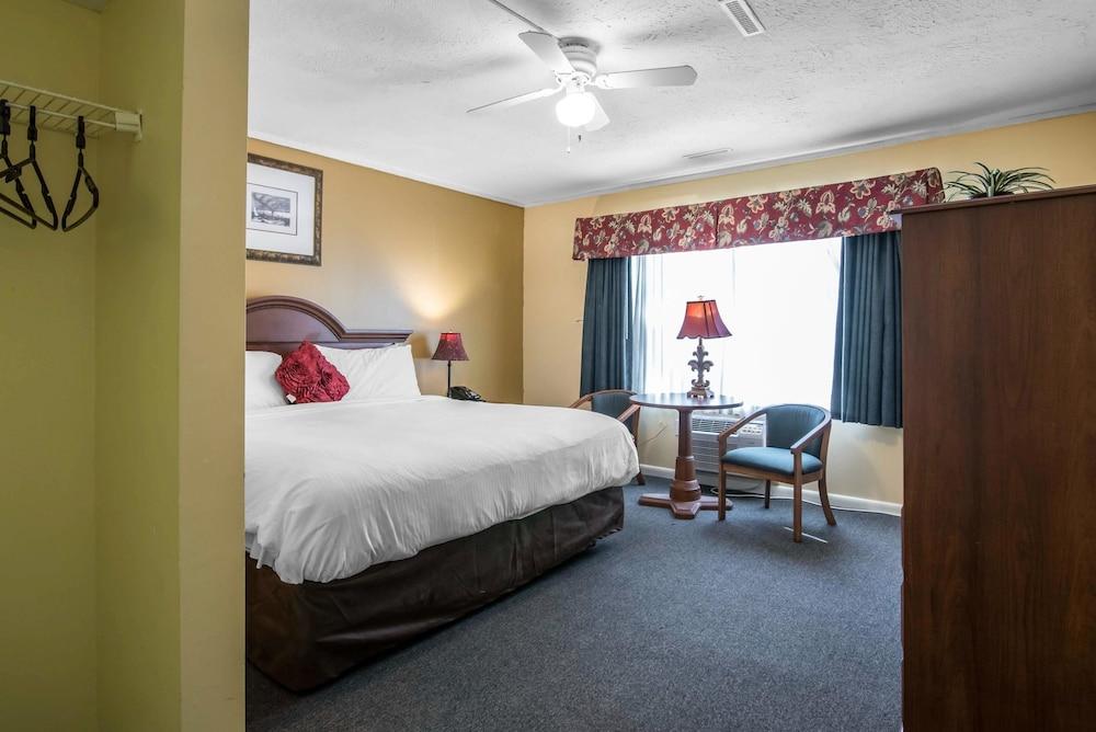 이코노 로지 인 & 스위트(Econo Lodge Inn & Suites) Hotel Image 27 - Guestroom