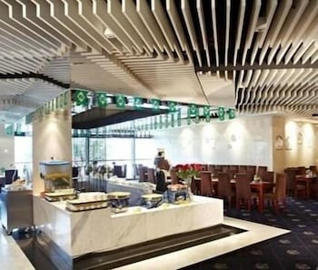 시안 지아오통 리버풀 인터내셔널 컨퍼런스 센터(Xi'an Jiaotong Liverpool International Conference Center) Hotel Thumbnail Image 13 - Restaurant