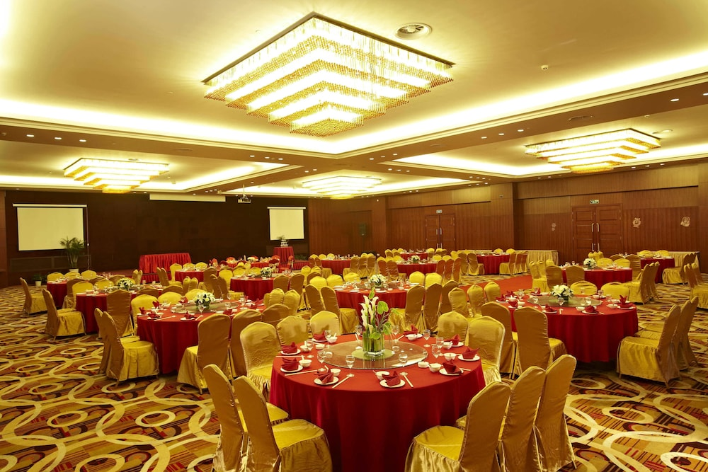시안 지아오통 리버풀 인터내셔널 컨퍼런스 센터(Xi'an Jiaotong Liverpool International Conference Center) Hotel Image 15 - Banquet Hall