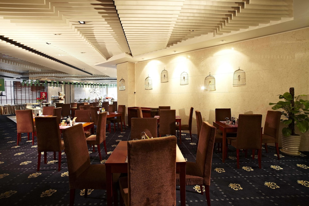시안 지아오통 리버풀 인터내셔널 컨퍼런스 센터(Xi'an Jiaotong Liverpool International Conference Center) Hotel Thumbnail Image 17 - Breakfast Area