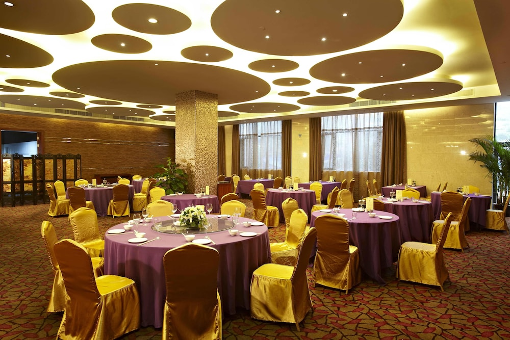 시안 지아오통 리버풀 인터내셔널 컨퍼런스 센터(Xi'an Jiaotong Liverpool International Conference Center) Hotel Image 14 - Banquet Hall