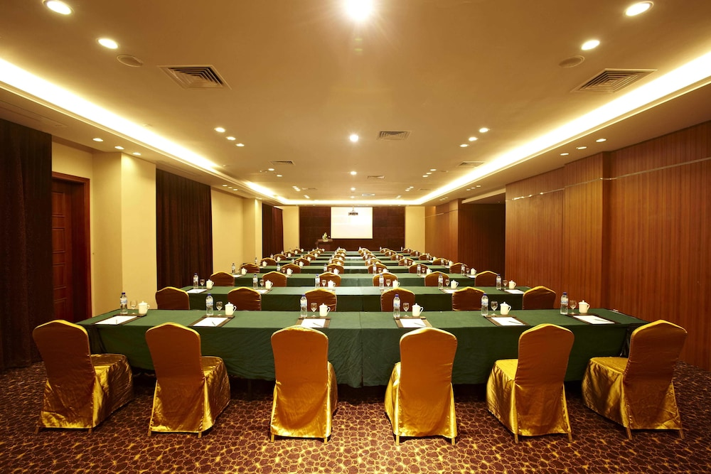 시안 지아오통 리버풀 인터내셔널 컨퍼런스 센터(Xi'an Jiaotong Liverpool International Conference Center) Hotel Thumbnail Image 16 - Meeting Facility