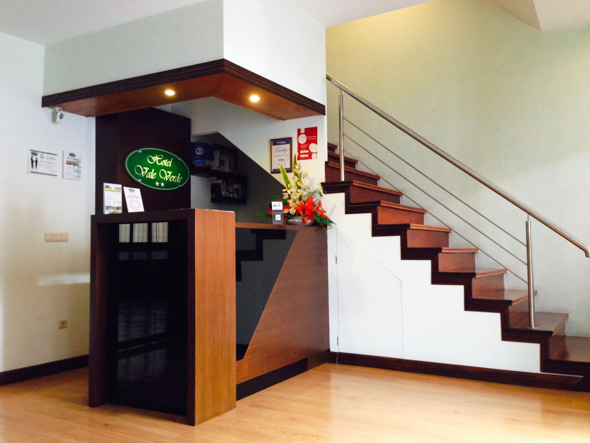 Hotel Vale Verde, Povoação