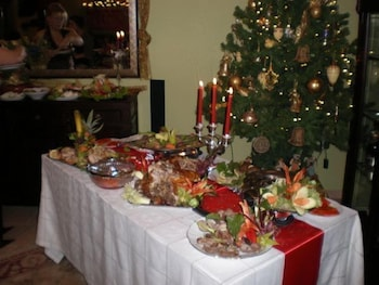 올림피아 게스트하우스(Olympia Guesthouse) Hotel Image 9 - Dining