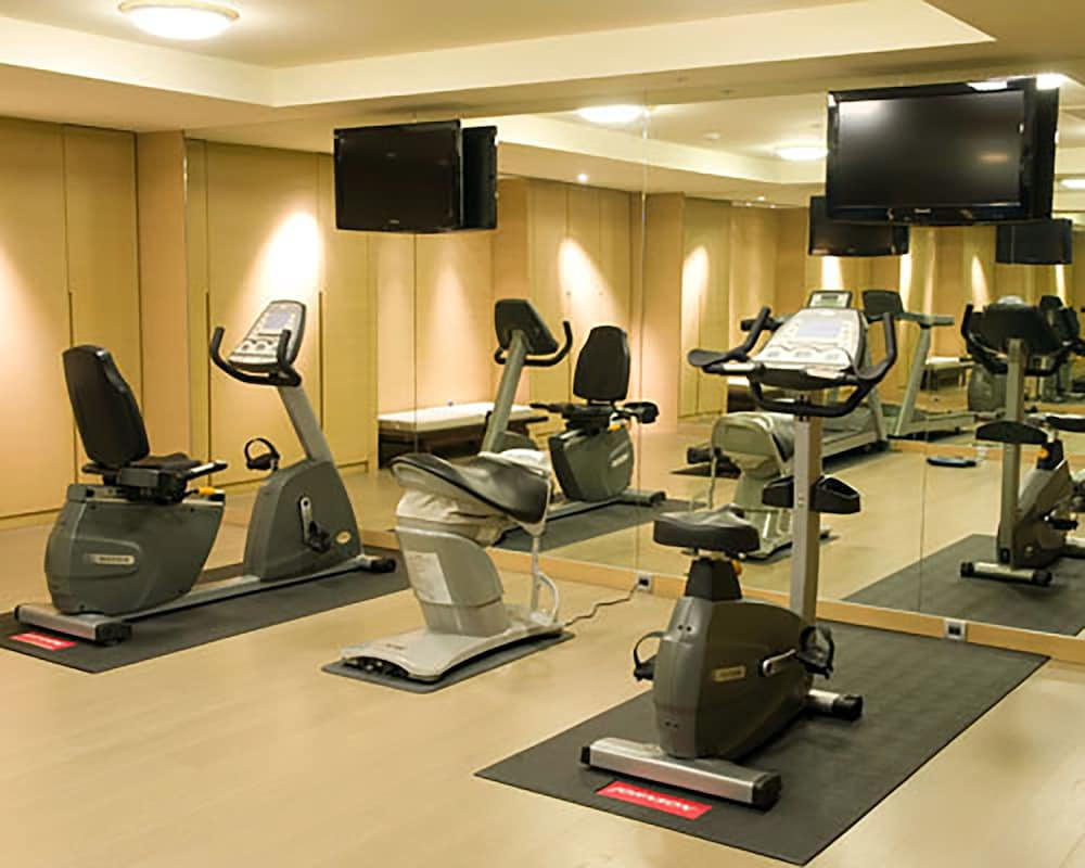 그랜드 뷰 리조트 베이터우(Grand View Resort Beitou) Hotel Image 29 - Fitness Facility