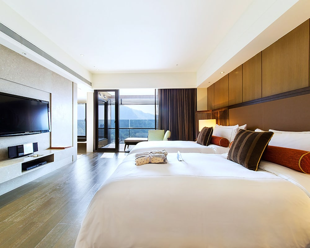 그랜드 뷰 리조트 베이터우(Grand View Resort Beitou) Hotel Image 7 - Guestroom